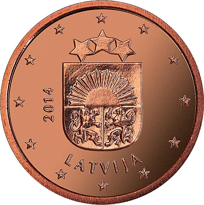 1 Centime D Euro De La Lettonie Cotations Des Pièces De 1 Cent