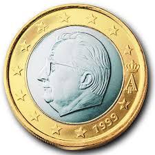 1 euro belge valeur et cotations des pi ces euros de la belgique. Black Bedroom Furniture Sets. Home Design Ideas