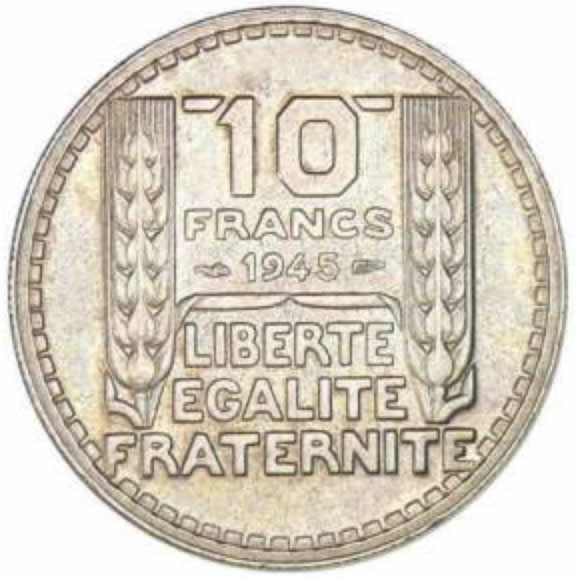 10 francs 1929 2001 valeur et cotations des pi ces de 10 francs. Black Bedroom Furniture Sets. Home Design Ideas