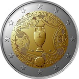 2 euro commémorative 2016 France