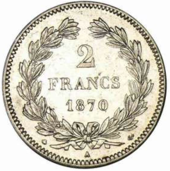 cotations des francs