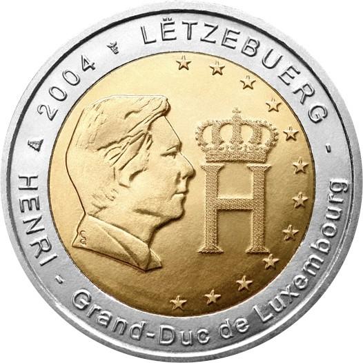 2 Euro Commémoratives 2004 Toutes Les Pièces De 2 Euro De 2004