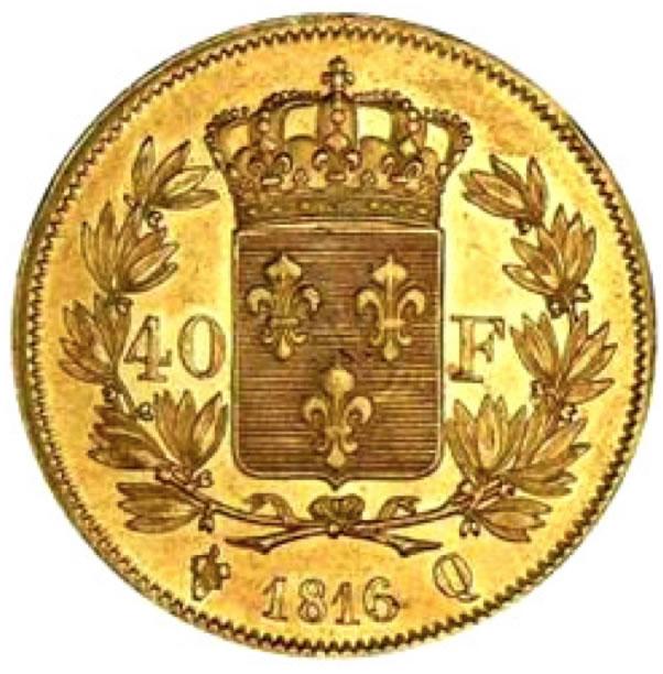 40 francs or cotations et valeur des pi ces de monnaies en or cours franc or. Black Bedroom Furniture Sets. Home Design Ideas