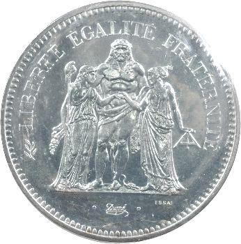 50 francs Hercule - Valeur et cotations des pièces de monnaies de ... 05718b0fc9d5