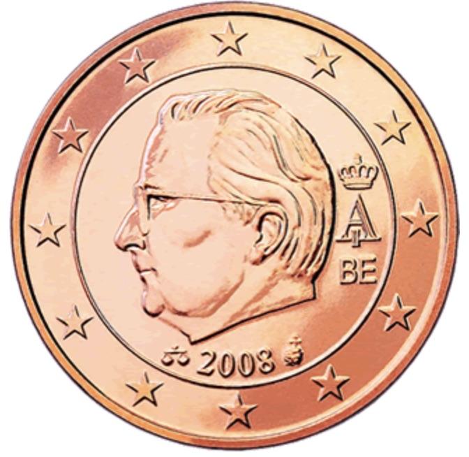 1 centime d 39 euro belge valeur et cotations des euros de la belgique. Black Bedroom Furniture Sets. Home Design Ideas