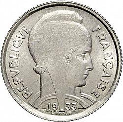 cotations de la pi ce 5 francs bazor 1933 argus numismatique. Black Bedroom Furniture Sets. Home Design Ideas
